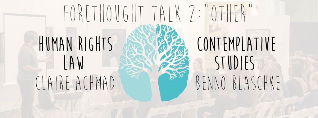 Forethought Talk 2 Banner